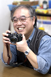 talk! talk! talk!:漫画家・新谷かおるさん   ニコンイメージング