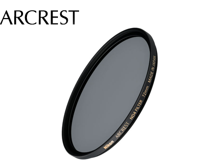 ARCREST ND4 FILTER 72mm