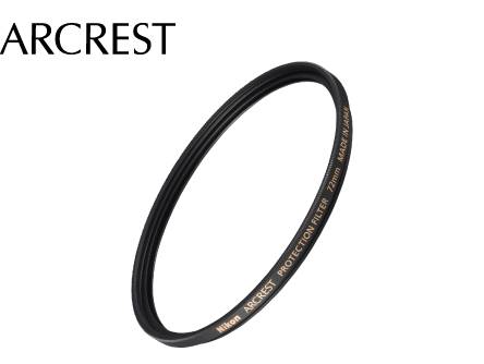 ARCREST PROTECTION FILTER 72mm