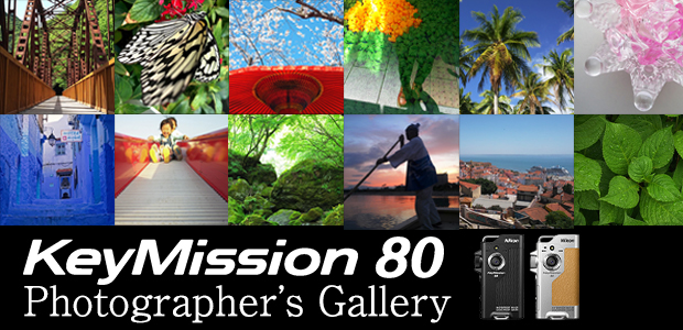 KeyMission80 Photographer's Gallery