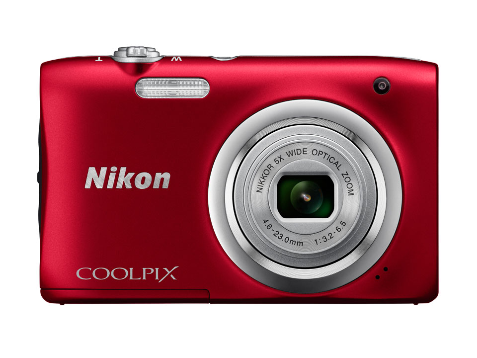 COOLPIX A100 - 概要 | コンパク...
