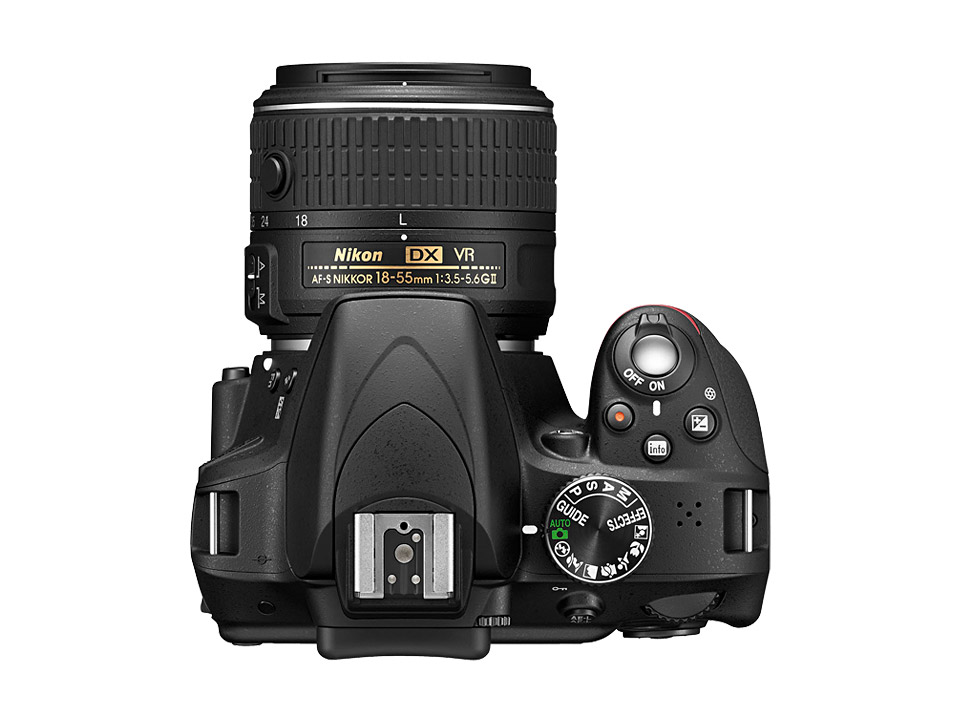 D3300 ブラック 04